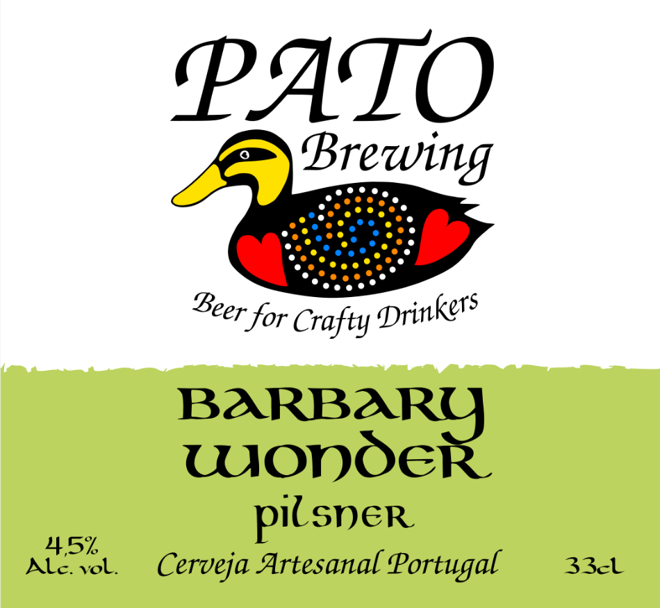 Barbary Wonder - Pilsner